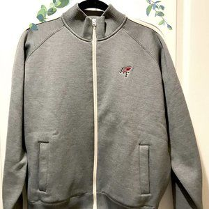 A&F Abercrombie & Fitch Vintage Track Jacket